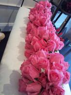 Dark Pink Rose Buds
