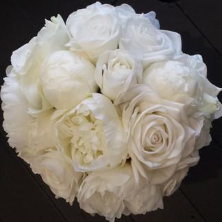 Peonies, Roses & Buds