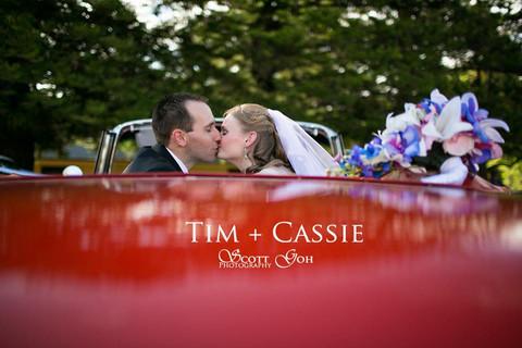Cassie's Blue, Purple, Pink & WhiteLilies & Roses
