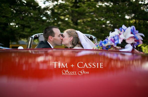 Cassie's Casablanca Lilies,Roses,Mini Callas, Rosebuds & Tulle