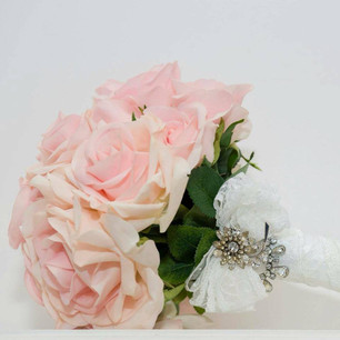 Jessica's Pale Pink Roses