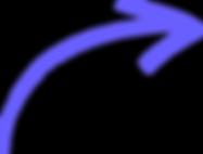 —Pngtree—curved_arrow_blue_arrow_blu
