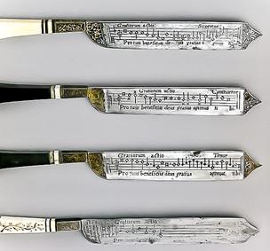 Connaissez vous les couteaux de notation ?