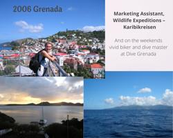 2006 Grenada, Karibik