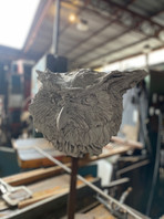 Self Portrait as an Owl