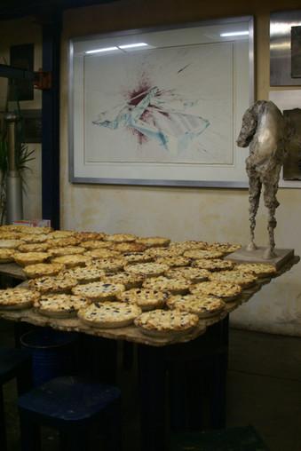 Nova and the Pies