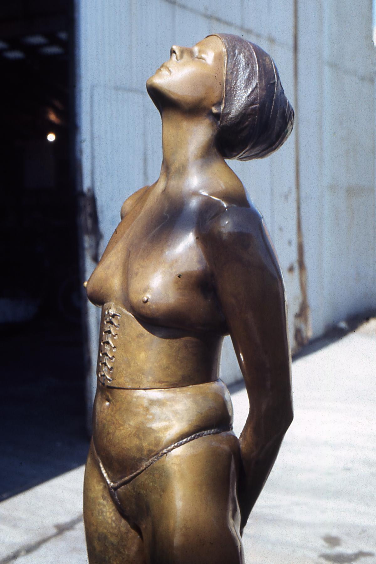 """""""Bronze Lady"""""""