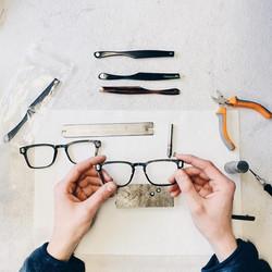 Hand-crafted Eyewear