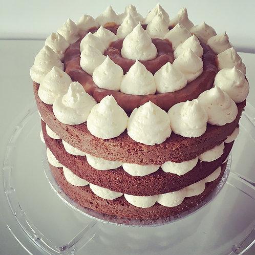 Banoffee cake - 8 inch
