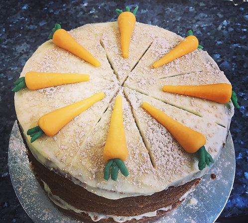Carrot Cake - 8 inch