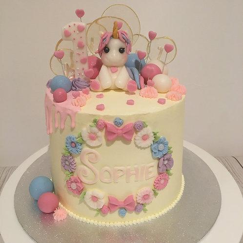 Sweet, sweet cake - 6 inches