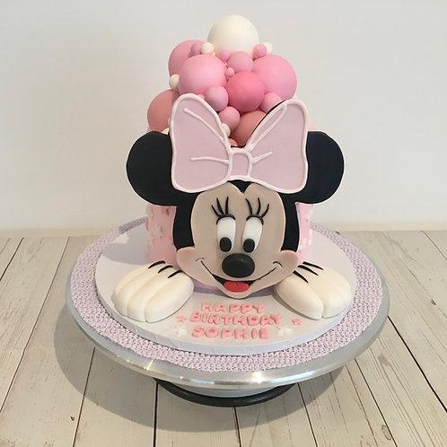 Minnie Cake 6 inch