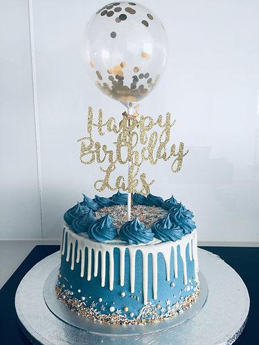 Drip cake 6 inches