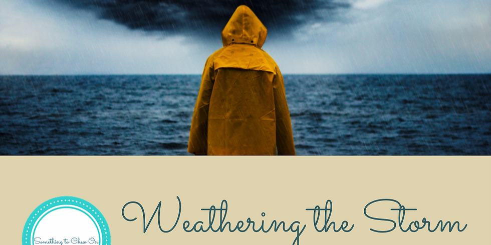 Weathering The Storm (Portland)