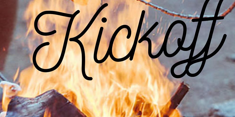 Campfire Kickoff For Teens