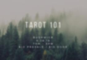 [Original size] Taror 101 Digital Flyer