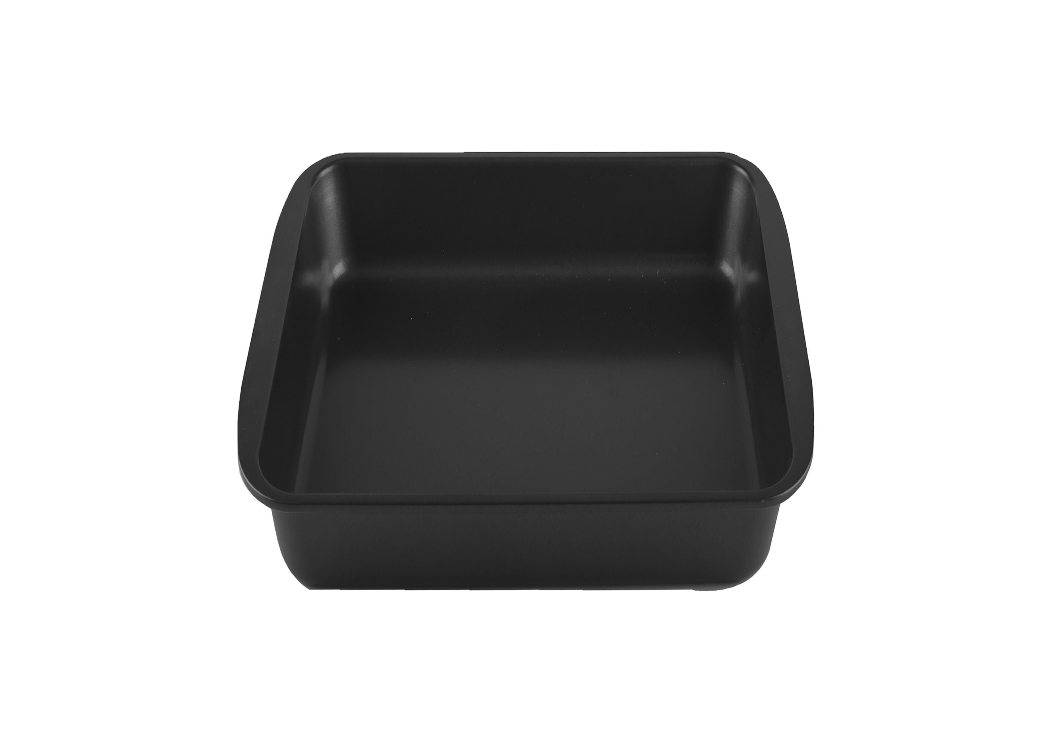 BKW-M-0022-D - Square Cake Pan 23cm