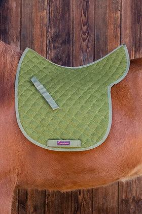 Satteldecke 100% Wolle Kiwi|Stachelbeere
