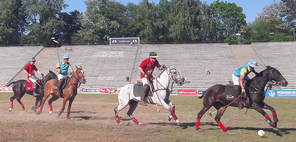Polo, Pferd International, München,