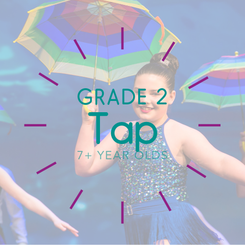 Grade 2 Tap with Charters dance