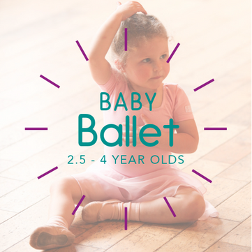 Baby Ballet with Charters Dance