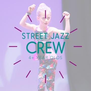 Street Jazz Crew Charters Dance englefield Green