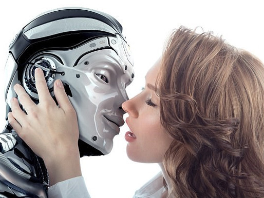Sex Robots - Where AI Is Heading