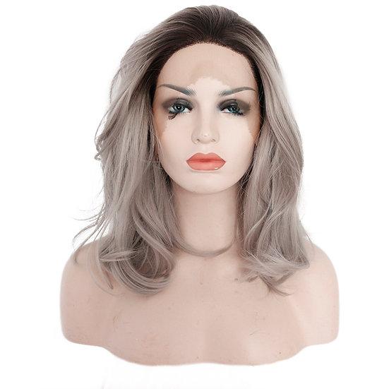 Wig Ash Blonde Med