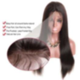 Front Lace Wigs Australia