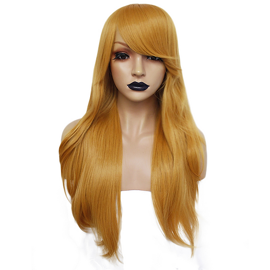 Wig Long Red-Blonde