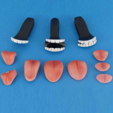 WM Doll Teeth & Tongue Kit