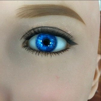 Eyes Pair - Arctic Blue