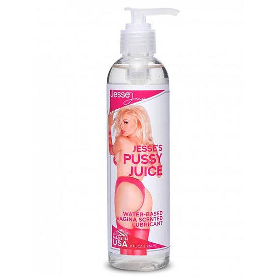 Jesse's Pussy Juice