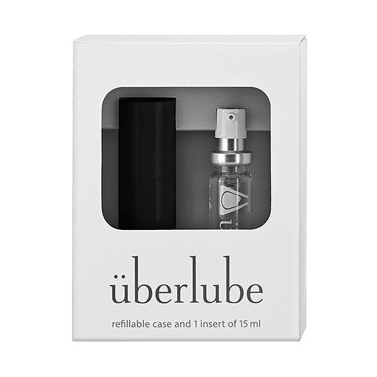 Uberlube Good To Go Traveller Set - Black