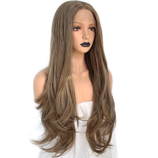 Wig Dark Blonde