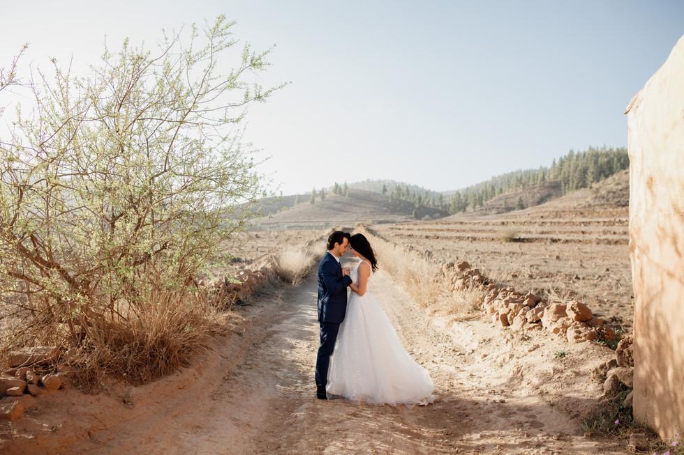 Post wedding photography tenerife, weddi