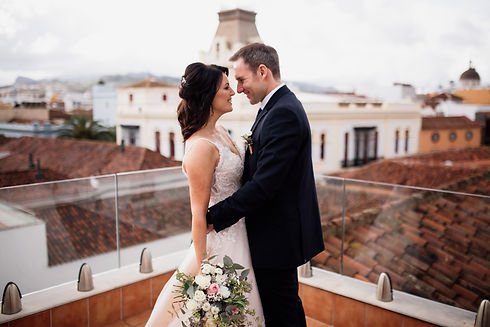 Elopement - Tenerife Wedding - Licandro
