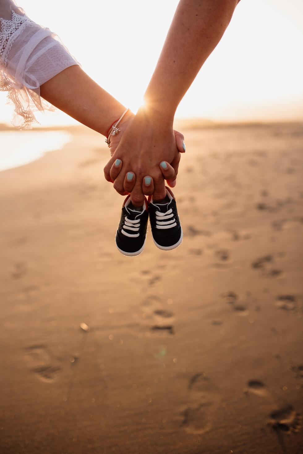 Pregnancy Shoot, Licandro Weddings, Jenn