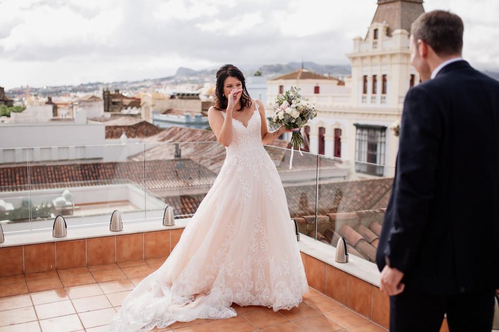 Elopement - Tenerife Wedding - Licandro