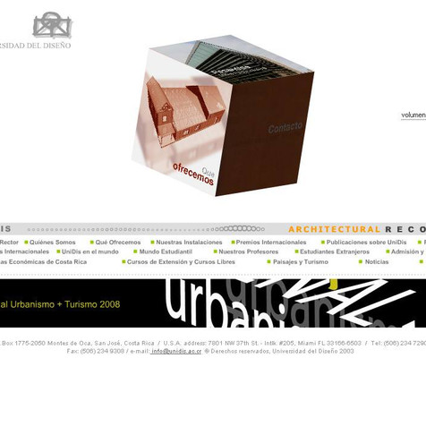 Universidad del Diseño