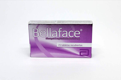 Bellaface 2MG/0.03MG x 21 TAB