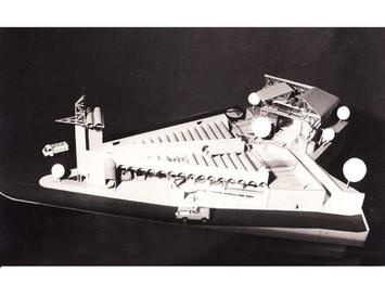 Fire Station Quepos 1981