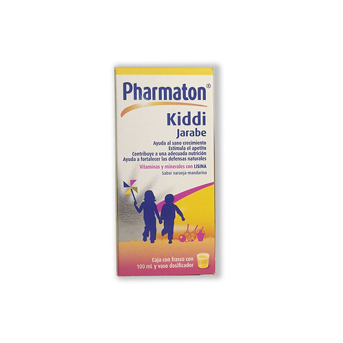Pharmaton Jarabe 100ml