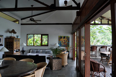 4.Internal view from the dining room - P