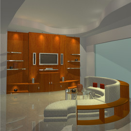 4.View of the tv room.JPG