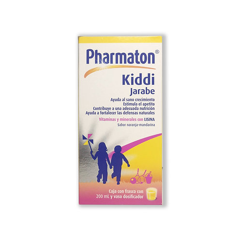 Pharmaton Jarabe 200ml
