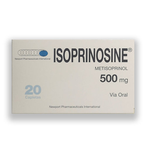Isoprinosine 500mg