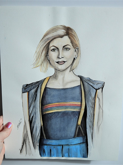 The 13th Doctor - ORIGINAL