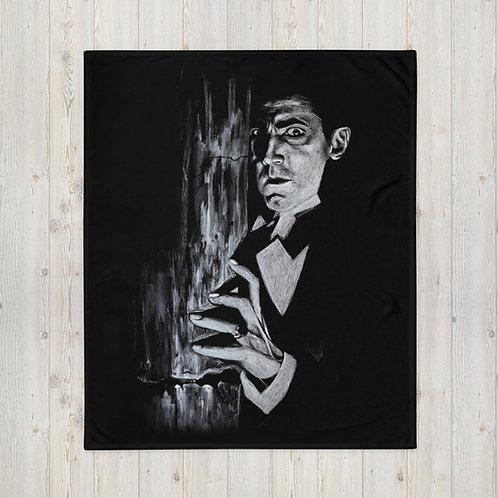 Throw Blanket - Dracula