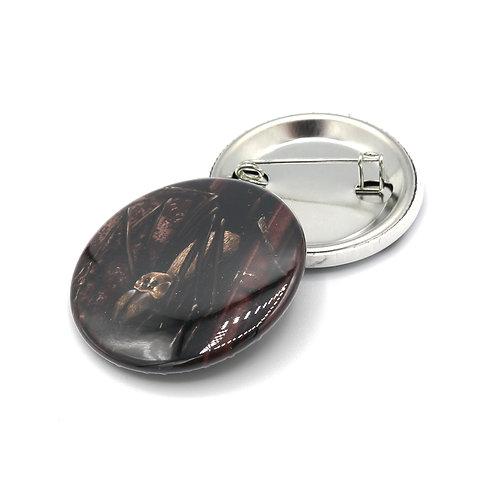 "Arachnophobia - 1.5"" Button or Magnet"